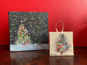 Creative Christmas Art Workshop