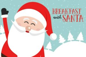 Breakfast & Photos with Santa