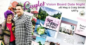 Couples Vision Board Date Night