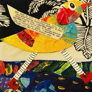 Adult Art Workshop: Empowerment Bird