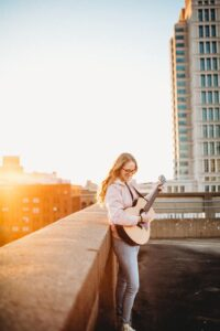 Music on the Patio with Haley Woolbright